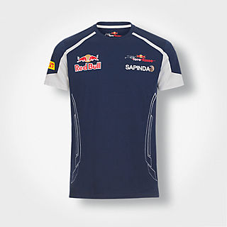 Official Teamline T-Shirt (STR16005): Scuderia Toro Rosso official-teamline-t-shirt (image/jpeg)