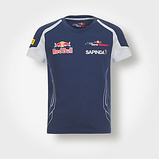 Official Teamline T-Shirt (STR16008): Scuderia Toro Rosso official-teamline-t-shirt (image/jpeg)
