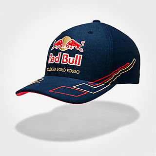 Max Verstappen Driver Cap (STR16015): Scuderia Toro Rosso max-verstappen-driver-cap (image/jpeg)