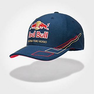 Carlos Sainz Driver Cap (STR16016): Scuderia Toro Rosso carlos-sainz-driver-cap (image/jpeg)