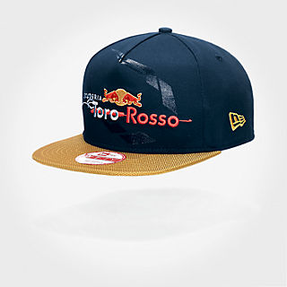 New Era 9Fifty Horns Cap (STR16020): Scuderia Toro Rosso new-era-9fifty-horns-cap (image/jpeg)