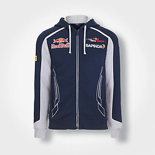 Official Teamline Zip Hoody (STR16022): Scuderia Toro Rosso official-teamline-zip-hoody (image/jpeg)