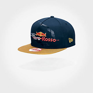 New Era 9Fifty Horns Cap (STR16023): Scuderia Toro Rosso new-era-9fifty-horns-cap (image/jpeg)