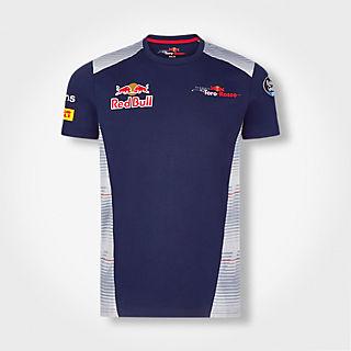 Official Teamline T-Shirt (STR17001): Scuderia Toro Rosso official-teamline-t-shirt (image/jpeg)