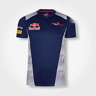 Official Teamline Functional T-Shirt (STR17002): Scuderia Toro Rosso official-teamline-functional-t-shirt (image/jpeg)