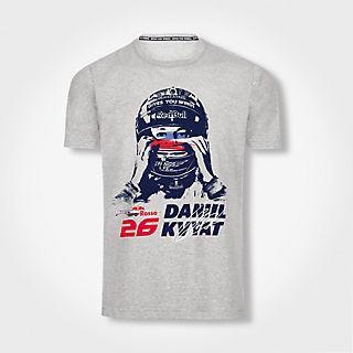 Daniil Kvyat Driver T-Shirt (STR17014): Scuderia Toro Rosso daniil-kvyat-driver-t-shirt (image/jpeg)