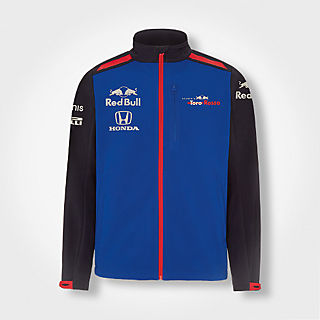 Official Teamline Softshell Jacke (STR18005): Scuderia Toro Rosso official-teamline-softshell-jacke (image/jpeg)