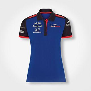 Official Teamline Polo (STR18008): Scuderia Toro Rosso official-teamline-polo (image/jpeg)
