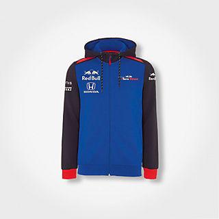 Official Teamline Zip Hoody (STR18010): Scuderia Toro Rosso official-teamline-zip-hoody (image/jpeg)