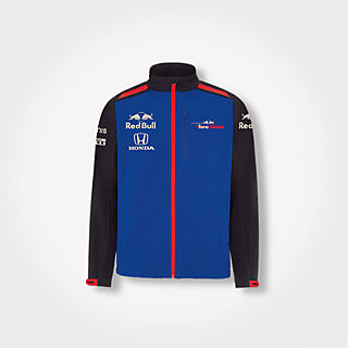 Official Teamline Softshell Jacket (STR18040): Scuderia Toro Rosso official-teamline-softshell-jacket (image/jpeg)
