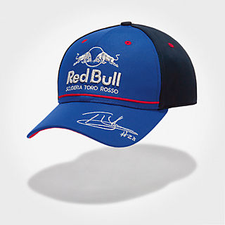 Brendon Hartley Driver Cap (STR18041): Scuderia Toro Rosso brendon-hartley-driver-cap (image/jpeg)