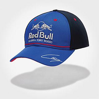 Pierre Gasly Driver Cap (STR18042): Scuderia Toro Rosso pierre-gasly-driver-cap (image/jpeg)