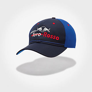 Official Teamline Cap (STR18080): Scuderia Toro Rosso official-teamline-cap (image/jpeg)