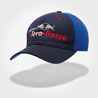 Official Teamline Cap (STR18081): Scuderia Toro Rosso official-teamline-cap (image/jpeg)