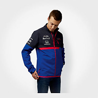6b789a1d658 Official Teamline Softshell Jacket (STR19001)  Scuderia Toro Rosso official- teamline-softshell