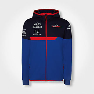 Official Teamline Zip Hoodie (STR19003): Scuderia Toro Rosso official-teamline-zip-hoodie (image/jpeg)