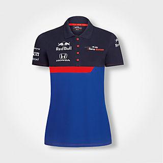 Official Teamline Polo (STR19007): Scuderia Toro Rosso official-teamline-polo (image/jpeg)