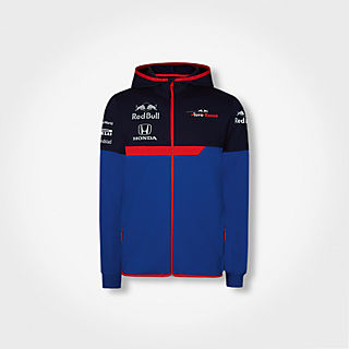 Official Teamline Zip Hoodie (STR19010): Scuderia Toro Rosso official-teamline-zip-hoodie (image/jpeg)