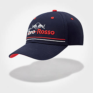 Official Teamline Cap (STR19012): Scuderia Toro Rosso official-teamline-cap (image/jpeg)