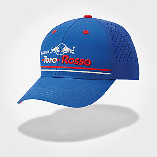 Official Teamline Cap Light (STR19081): Scuderia Toro Rosso official-teamline-cap-light (image/jpeg)