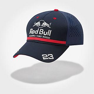 Alexander Albon Fahrer Kappe (STR19084): Scuderia Toro Rosso alexander-albon-fahrer-kappe (image/jpeg)