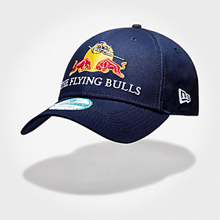 New Era 9Forty Stencil Cap (TFB15015): The Flying Bulls new-era-9forty-stencil-cap (image/jpeg)