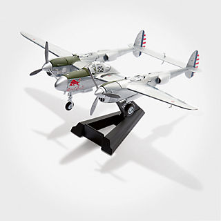 TFB Herpa Flugzeugmodell Lightning 1:72 (TFB17001): The Flying Bulls tfb-herpa-flugzeugmodell-lightning-1-72 (image/jpeg)