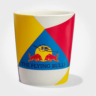 TFB Triangle Mug (TFB19028): The Flying Bulls tfb-triangle-mug (image/jpeg)