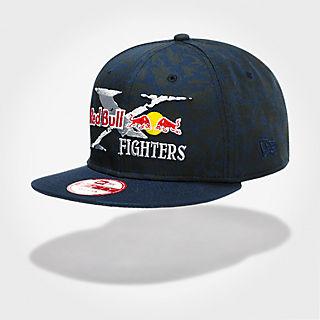 New Era 9FIFTY Snapback Cap (XFI15019): Red Bull X-Fighters new-era-9fifty-snapback-cap (image/jpeg)