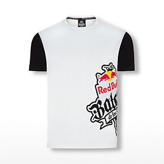 Batalla Sideprint T-Shirt (BDG17001): Red Bull Batalla De Los Gallos batalla-sideprint-t-shirt (image/jpeg)