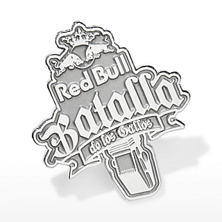 Batalla Pin (BDG18016): Red Bull Batalla De Los Gallos batalla-pin (image/jpeg)
