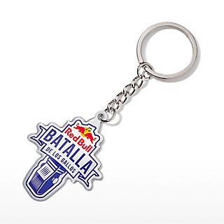 Batalla Outline Keyring (BDG19014): Red Bull Batalla De Los Gallos batalla-outline-keyring (image/jpeg)