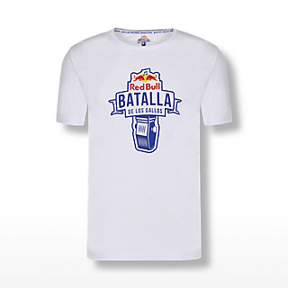 Battle T-Shirt (BDG20005): Red Bull Batalla De Los Gallos battle-t-shirt (image/jpeg)