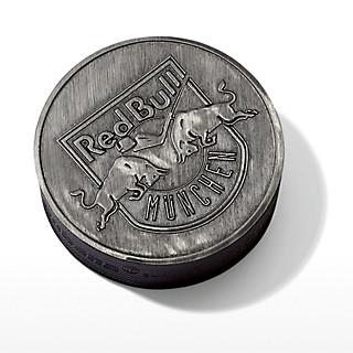 ECM Metal Logo Puck (ECM19048): EHC Red Bull München ecm-metal-logo-puck (image/jpeg)