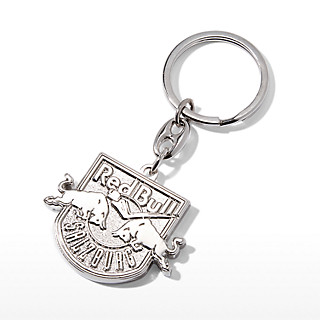 Shield Keyring (ECS16026): EC Red Bull Salzburg shield-keyring (image/jpeg)