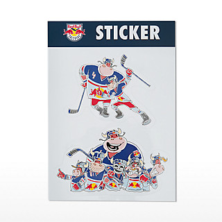 ECS Hockey Bulls Sticker Set (ECS17054): EC Red Bull Salzburg ecs-hockey-bulls-sticker-set (image/jpeg)