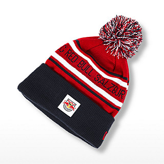 New Era Striped Beanie (ECS18025): EC Red Bull Salzburg new-era-striped-beanie (image/jpeg)