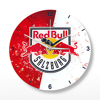 ECS Wall Clock (ECS18043): EC Red Bull Salzburg ecs-wall-clock (image/jpeg)