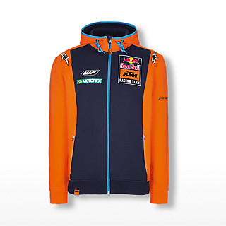 Official Teamline Zip Hoody (KTM17002): Red Bull KTM Factory Racing official-teamline-zip-hoody (image/jpeg)