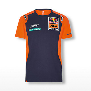 Official Teamline T-Shirt (KTM17004): Red Bull KTM Racing Team official-teamline-t-shirt (image/jpeg)