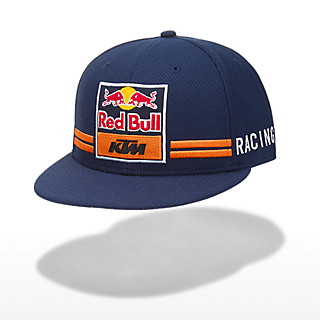 New Era 9Fifty Red Bull KTM Flat Cap (KTM17006): Red Bull KTM Factory Racing new-era-9fifty-red-bull-ktm-flat-cap (image/jpeg)