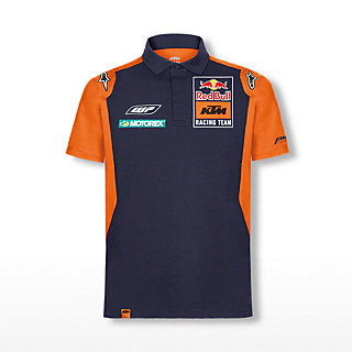 Official Teamline Polo (KTM18002): Red Bull KTM Racing Team official-teamline-polo (image/jpeg)