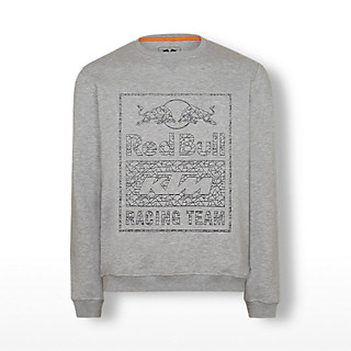 Wireframe Crewneck Sweater (KTM19005): Red Bull KTM Racing Team wireframe-crewneck-sweater (image/jpeg)