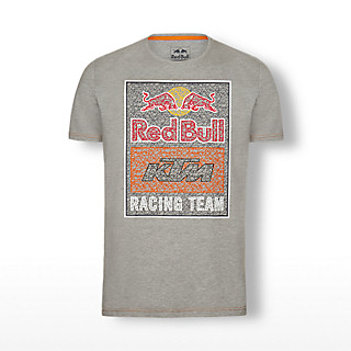 0de70f8cb Mosaic Graphic T-Shirt (KTM19015): Red Bull KTM Factory Racing mosaic-