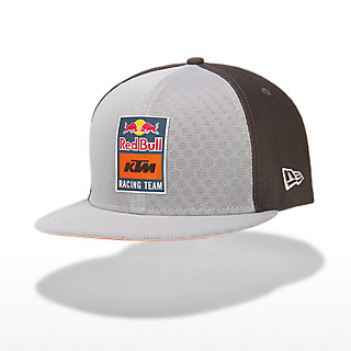 New Era 9Fifty Reflective Flatcap (KTM19036): Red Bull KTM Factory Racing new-era-9fifty-reflective-flatcap (image/jpeg)