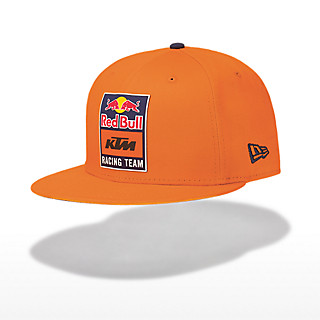 New Era 9Fifty Snapback Flatcap (KTM19038): Red Bull KTM Factory Racing new-era-9fifty-snapback-flatcap (image/jpeg)