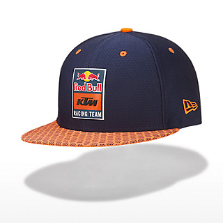 New Era 9Fifty Hex Era Flatcap (KTM19043): Red Bull KTM Factory Racing new-era-9fifty-hex-era-flatcap (image/jpeg)