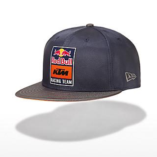 New Era 9Fifty Nylon Flat Cap (KTM19044): Red Bull KTM Factory Racing new-era-9fifty-nylon-flat-cap (image/jpeg)