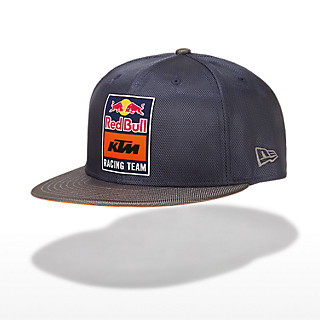 New Era 9Fifty Nylon Flatcap (KTM19044): Red Bull KTM Factory Racing new-era-9fifty-nylon-flatcap (image/jpeg)