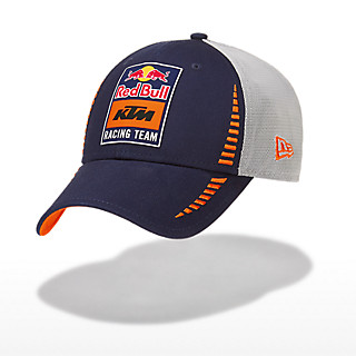 New Era 9Forty Trucker Cap (KTM19045): Red Bull KTM Racing Team new-era-9forty-trucker-cap (image/jpeg)